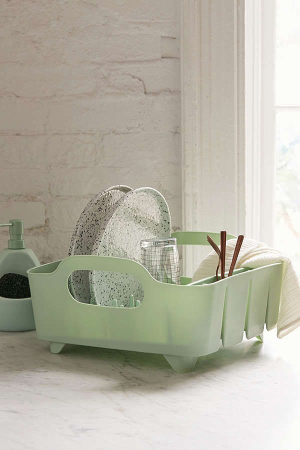 Slide View: 1: Tub Dish Drying Rack