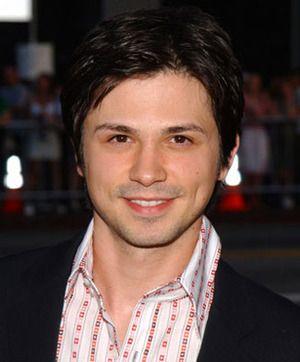 Actor Freddy Rodriguez