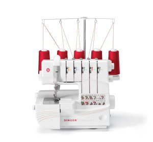 FUN WITH A FIVE THREAD SERGER - Amazing blog all about sergers, especially amazing tips for my Singer Professional 5-Thread.  http://www.sewistclub.com