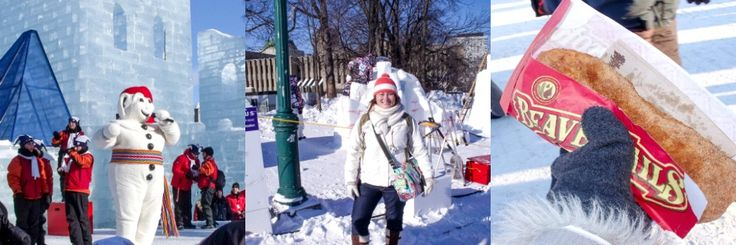 Quebec City, Canada: The Ultimate Winter Family Travel Adventure #AlamoDriveHappy AD