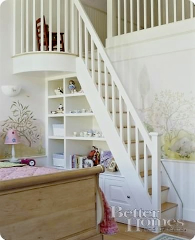 31 Brilliant Stairs Decals Ideas Inspiration: 1000+ Ideas About Kids Loft Bedrooms On Pinterest