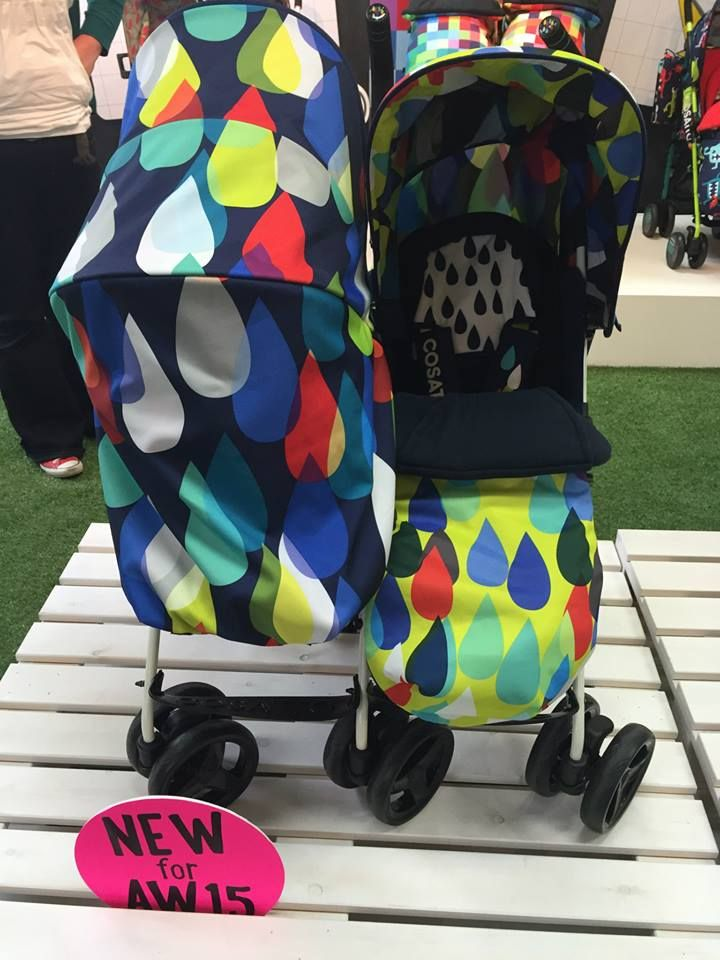 The To and Fro Duo - You won't have seen a pushchair like it! This pushchair can go whatever way you want from birth- both facing you? both facing the world? one either way? You got it!