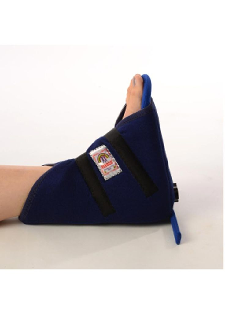 Vissco Night Derotation Foot Splint A splint of any kind is used to support an injured or fractured bone to help after an operation or during the recovery process. The Vissco night splint provides de-rotation foot splinting; that is, it helps to prevent hip rotation following any surgical procedure. WHEN TO USE Prevention of foot drop contracture by supporting the foot in correct functional alignment during sleep Prevention of side rotation in case of hip/femur fracture or post surgery