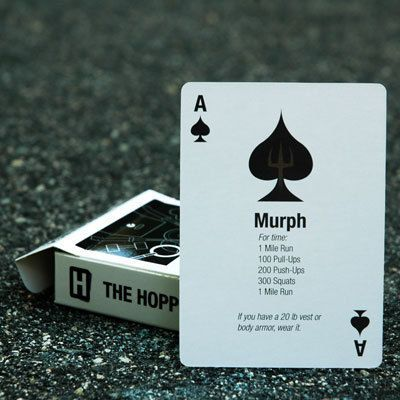The Hopper Deck I want this deck!! (Murph is for real - O U C H)
