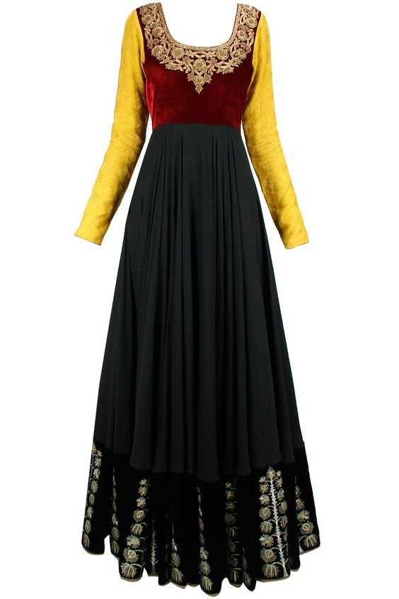 #LonganarkalisuitOnline #Designeranarkalisuitonline #LatestDesigneranarkalisuits #StylishanarkaliSuitSale # Maharani Designer Boutique To buy it click on this link : http://maharanidesigner.com/Anarkali-Dresses-Online/anarkali-dresses-online/ Fabric -Velvet. Rs.8700. hand work work. For any more information contact on WhatsApp or call 8699101094 Website www.maharanidesigner.com Maharani Designer Boutique's photo.
