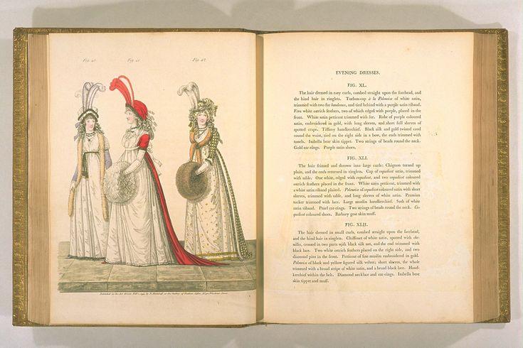 Turban cap a la Polonoise, Polonoise of coquelicot, Polonoise, Gallery of fashion, February, 1795