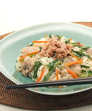 タコライスにゴーヤチャンプルーの作り方♪おうちで沖縄料理を楽しもう ... ちょっと飽きてきてしまう素麺もチャンプルーにすればまた違った味に