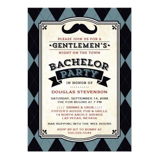 Best 25 Bachelor party invitations ideas on Pinterest Bachelor