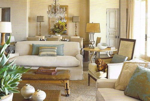 Beach meets Spanish Colonial Revival | Madeline Stuart Interiors ...