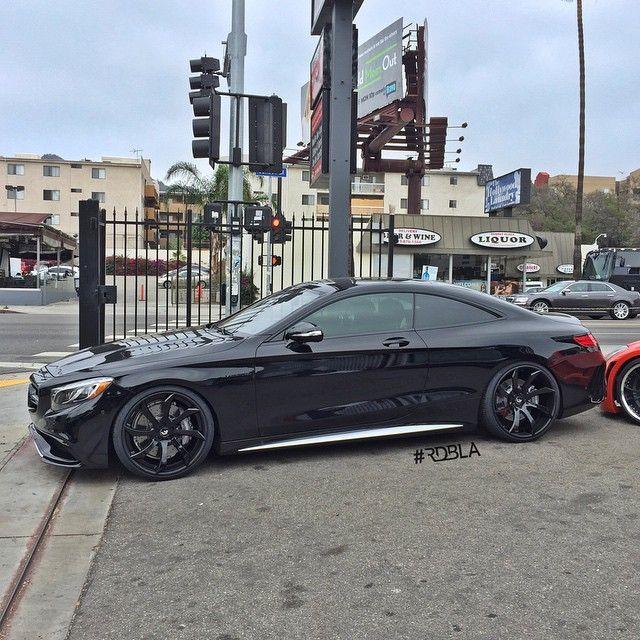 2015 S63 Coupe Sitting On @forgiato Wheels. #RDBLA