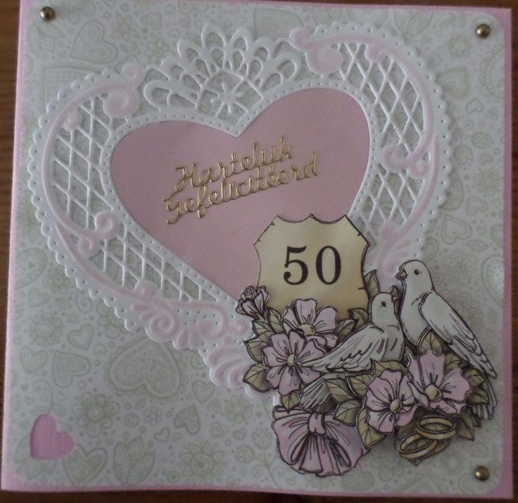 Meer dan 1000 idee n over 50 jarig huwelijk op pinterest 50ste verjaardag partijen 50 jarig - Jaar wallpapers ...