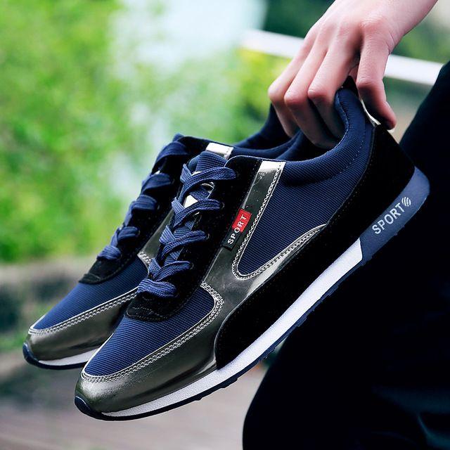 2017 New Men Brand Shoes Casual Shoes Mens Trainers Breathable Shoes Leisure Zapatillas Deportivas Hombre Hip Hop Street Shoes