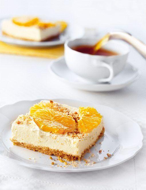 Mango physalis kuchen