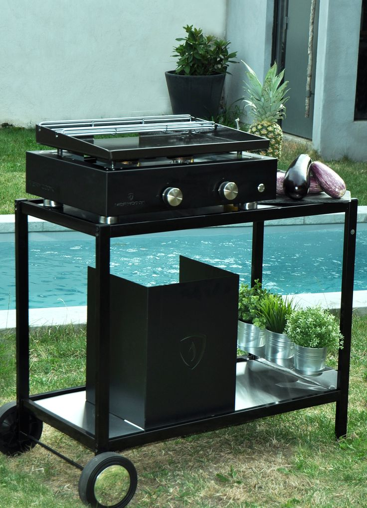 LA PLANCHA VERYGRAPHITE SIMPLICITY BY VERYCOOK ! Plancha gaz avec plaque de cuisson en acier émaillé -  Garantie 5 ans toutes pièces - Livraison offerte en 72h à partir de 60€ d'achat. http://www.verycook.com/plancha-gaz/plancha-gaz-acier-emaille-simplicity-272