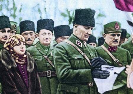 19 Mayıs'a özel Atatürk fotoğrafları... Daha önce görmediniz!