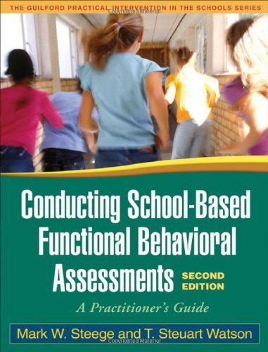 Best Functional Behavior Assessments Images On