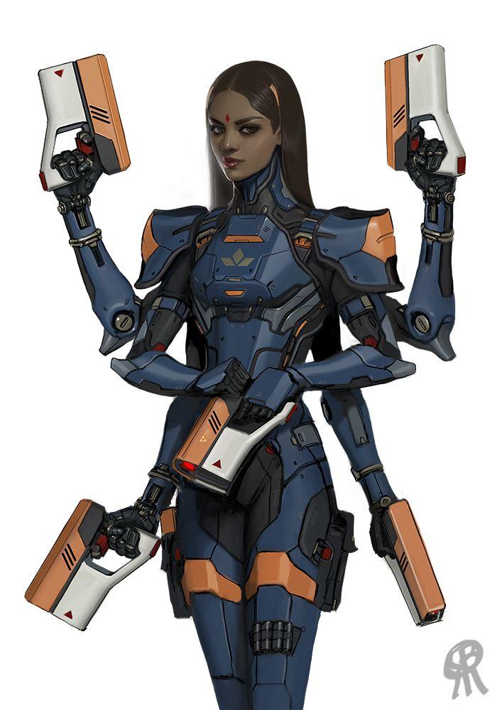 Kali body armor by PapaNinja on DeviantArt