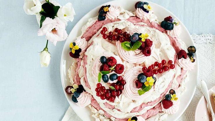 Ihanimmat kakkujen koristeet