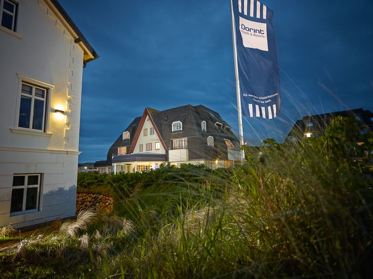 Dorint Strandhotel & Spa Sylt/Westerland http://www.dorint.com/sylt