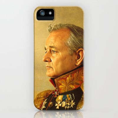 Bill Murray iPhone 6 case on Society6