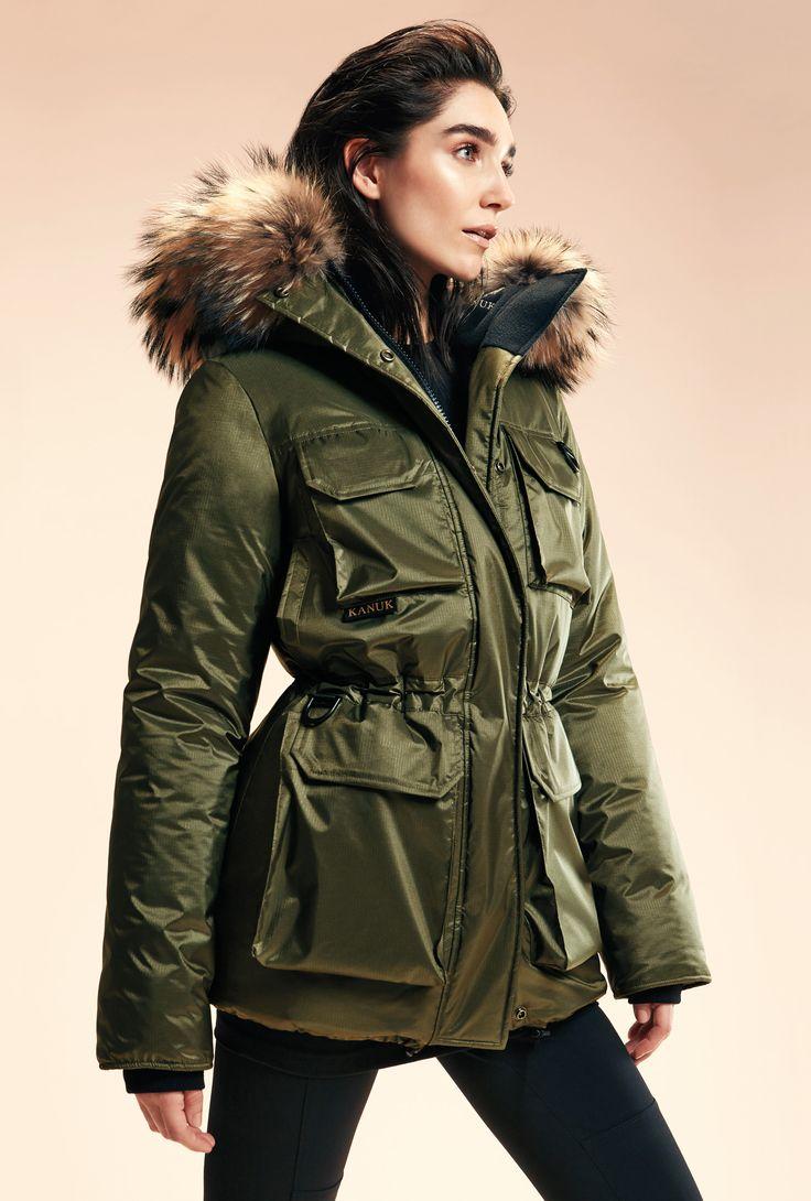 le fameux manteau polaire kanuk tr s chaud l ger et tr s confortable double paisseur d. Black Bedroom Furniture Sets. Home Design Ideas