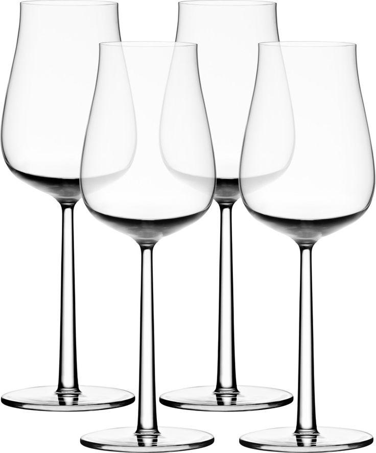 Iittala - Essence Plus Wine glass 41 cl 4 pcs - Iittala.com