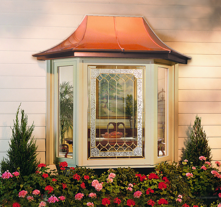10 best bay window ideas images on pinterest bay window for Decoration fenetre bow window