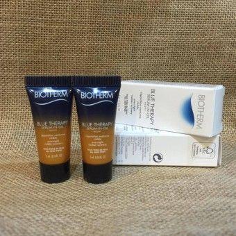 ราคา [#] ราคาเปรยบเทยบ Biotherm Blue Therapy Serum-in-Oil Night 5 ml จำนวน 2 หลอด สงวนน