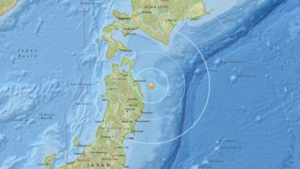 (adsbygoogle = window.adsbygoogle || []).push();   Un fuerte terremoto de magnitud 5,9 se ha producido cerca de las costas de Japón, informael Servicio Geológico de EE.UU. (USGS, por las siglas en inglés). El foco del sismo se situó aa 77 kilómetros al surestede la ciudad...