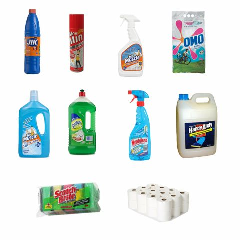 Cleaning house can be a daunting task. Lucky for you, Going has put to together Cleaning Combos that will make your job a little easier. Whether you're looking to stock up on essential cleaning items, top up on everyday necessities or are planning a top to toe spring cleaning, we've got you covered. Please note: This is JHB only; and deliveries outside of JHB will cost about R150 per parcel extra.