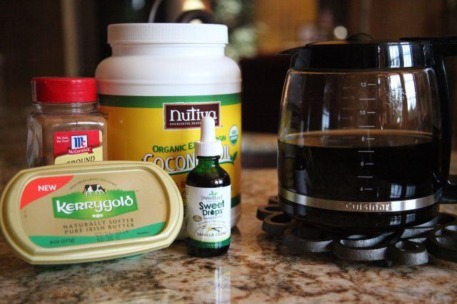 Bullet-Proof Coffee