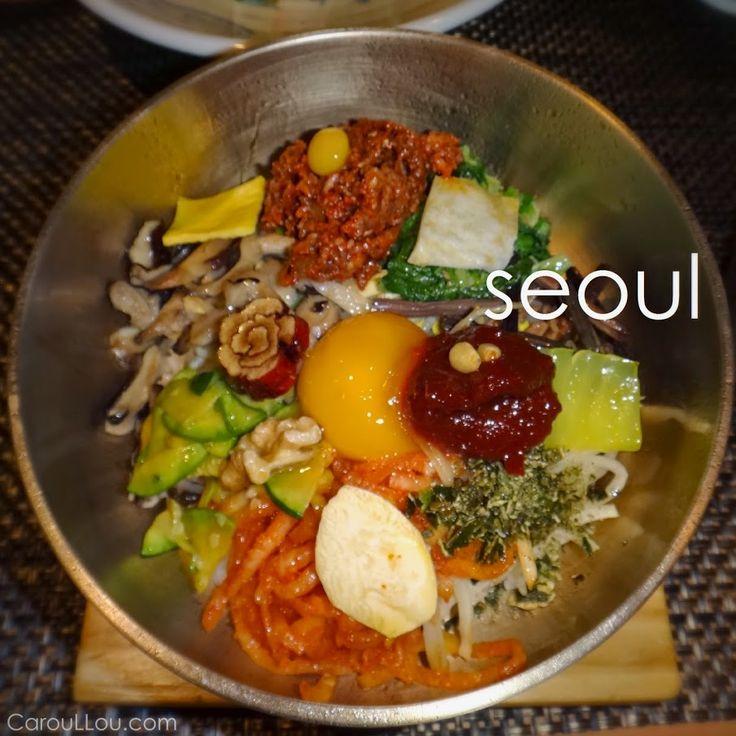 ♥ SEOUL - South Korea - burst of colors !  @ www.CarouLLou.com (NomadHere ! foodie travel foodphotography digitalnomad wanderlust )