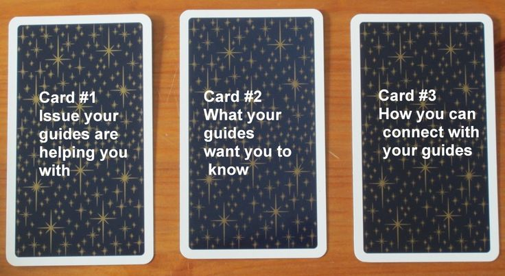 Connect with Your Angels & Spirit Guides Tarot Spread - Daily Tarot Girl