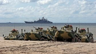 SEMANARIO BALUN CANAN: Rusia comienza ejercicios navales a gran escala en...