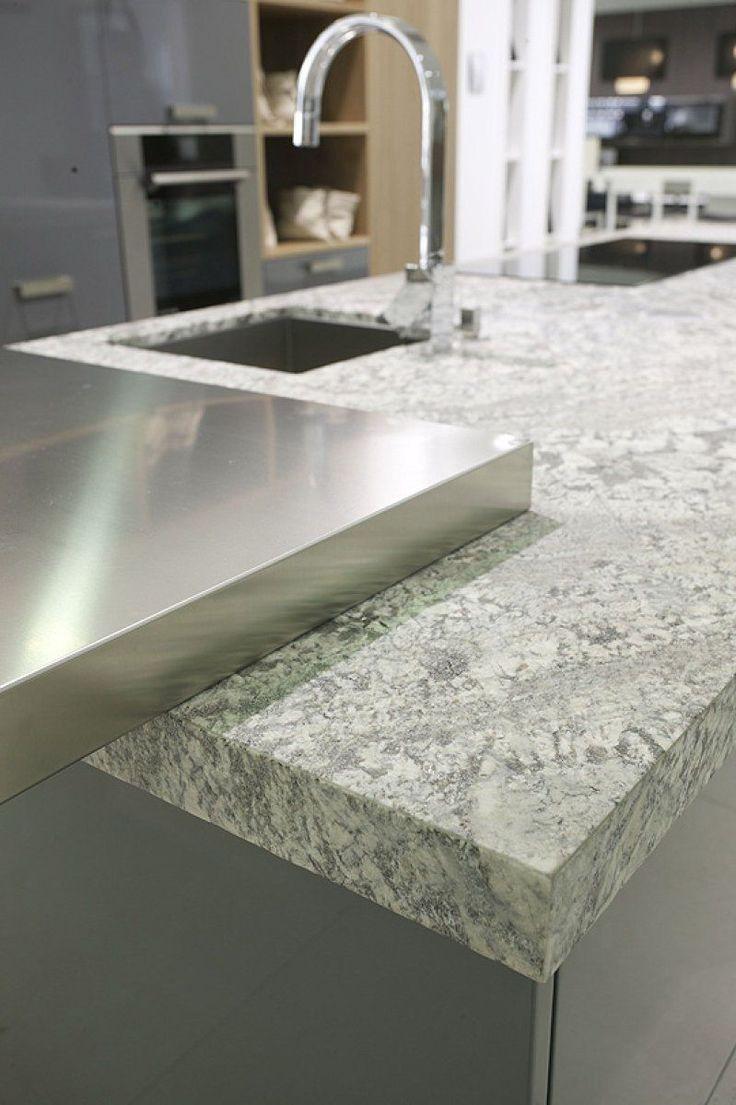 Las 25 mejores ideas sobre encimeras de cocina de granito - Fotos de granito ...