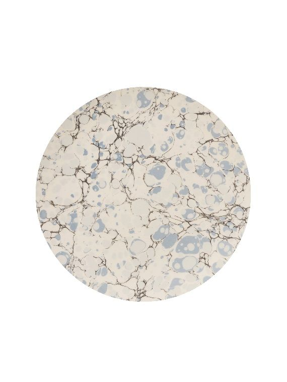 Bookbinder Grey Side Plate