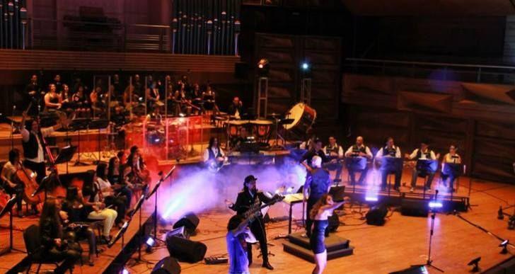 Cresta Metálica Producciones » Con temas de Angra y de Dream Theater cerrará su temporada de conciertos la Orquesta de Rock Sinfónico Simón Bolívar