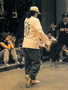 Moonwalk (dance) - Wikipedia, the free encyclopedia