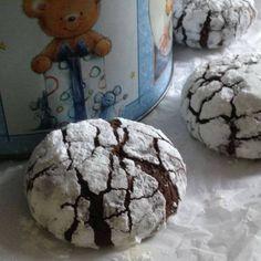 Çikolatalı Çatlak Kurabiye / İlk Tadışta Aşk