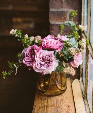 Artificial flower arrangements | Olive & the Fox