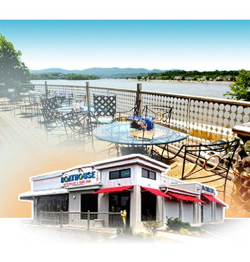 Restaurant That Sits On The Bank Of Tennessee River In Downtown Chattanooga You Can Dine Inside Or Outside Year Round Heaters For Those Colder