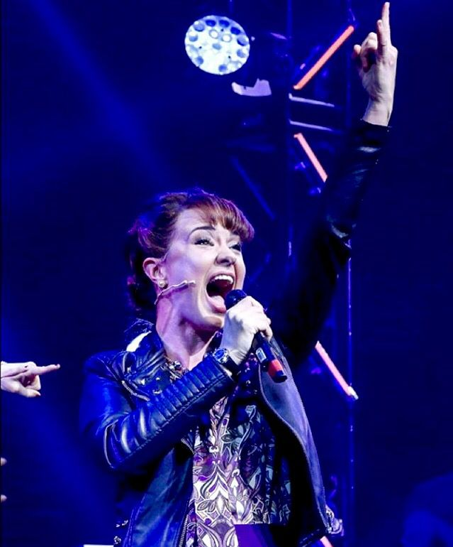 Sierra Boggess- School of Rock