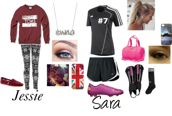 """chapter 1- the perfect game"" by jessie-horan ❤ liked on Polyvore"