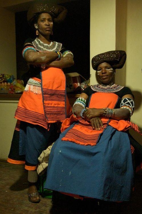 Xhosa Women- South Africa
