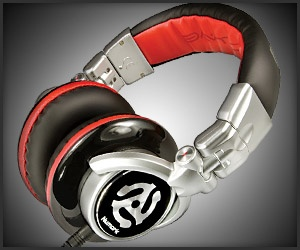 My current headphones are the Numark Red Waves.