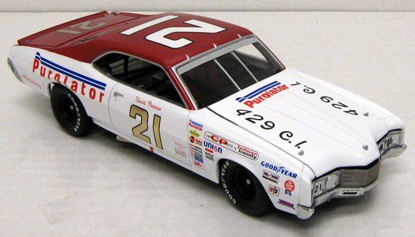 David Pearson Diecast - David Pearson NASCAR Diecast Cars