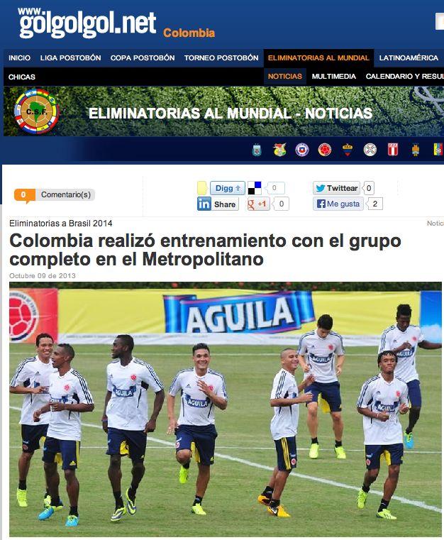 """El """"tricolor"""" sigue preparando el partido de este viernes frente a chile."""