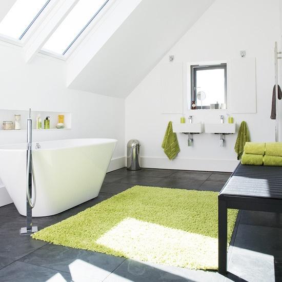 grey and lime green bathroom euffslemani com