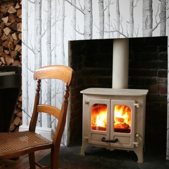 Charnwood Stoves | Charnwood Island 1 Wood Burning Stove
