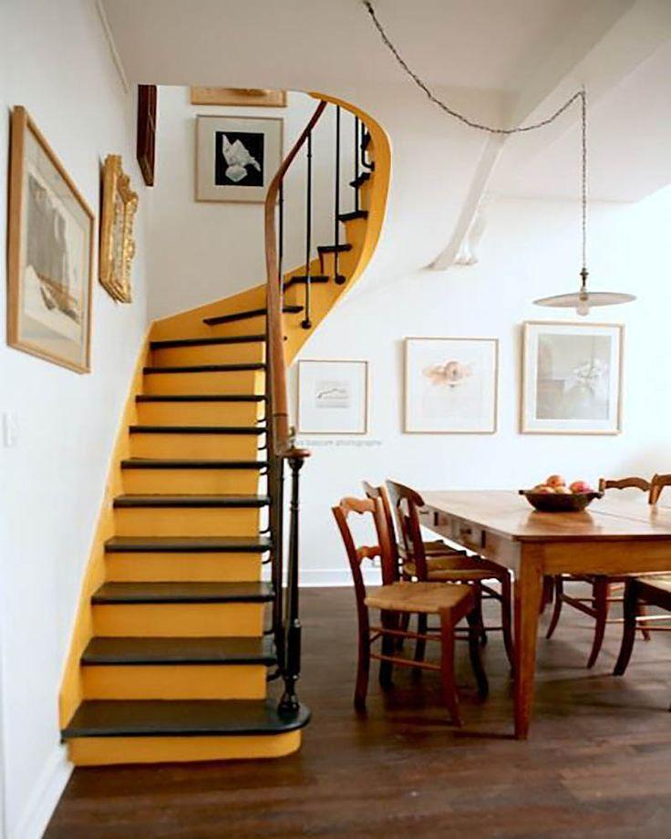 Les 17 meilleures id es de la cat gorie contremarches sur for Peindre les contremarches d un escalier en bois